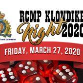 POSTPONED - RCMP Klondike Night